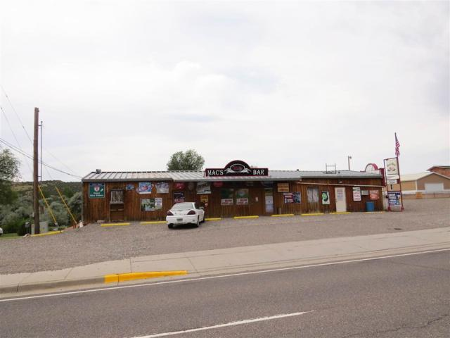 907 Shoshoni, Thermopolis, WY 82443 (MLS #20194356) :: RE/MAX The Group