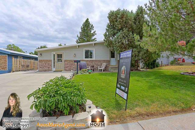 2445 E 9th Street, Casper, WY 82601 (MLS #20194485) :: Lisa Burridge & Associates Real Estate