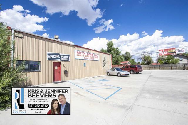721 Saint John Street, Casper, WY 82601 (MLS #20194521) :: Lisa Burridge & Associates Real Estate