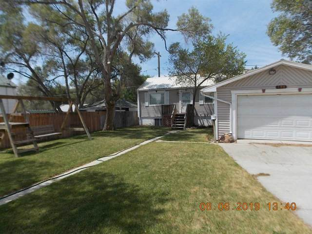 906 Mccarty, Rock Springs, WY 82901 (MLS #20194577) :: RE/MAX The Group