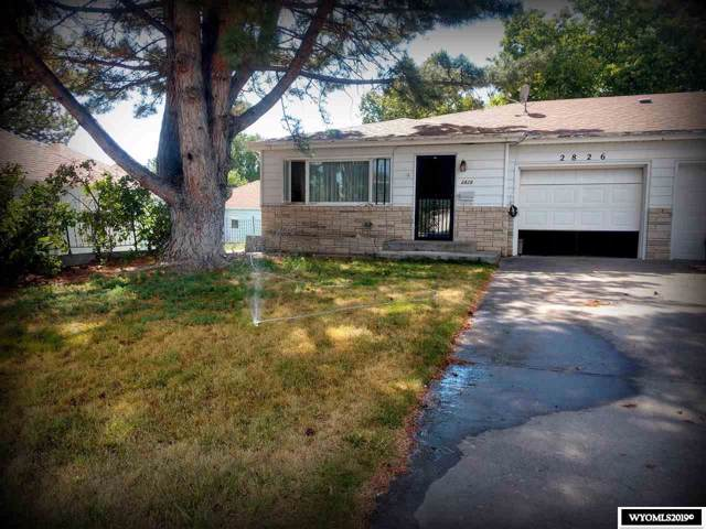 2828 Main 2741 West B, Torrington, WY 82240 (MLS #20194842) :: RE/MAX The Group