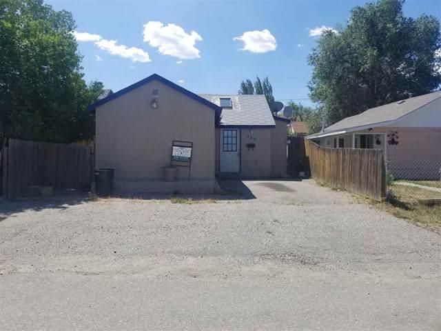 420 W Miller Street, Rawlins, WY 82301 (MLS #20194916) :: RE/MAX Horizon Realty