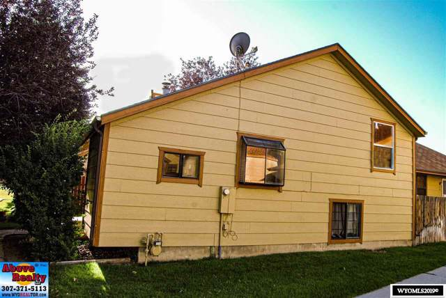 700 Shoshone #29 Avenue, Green River, WY 82935 (MLS #20194940) :: RE/MAX The Group