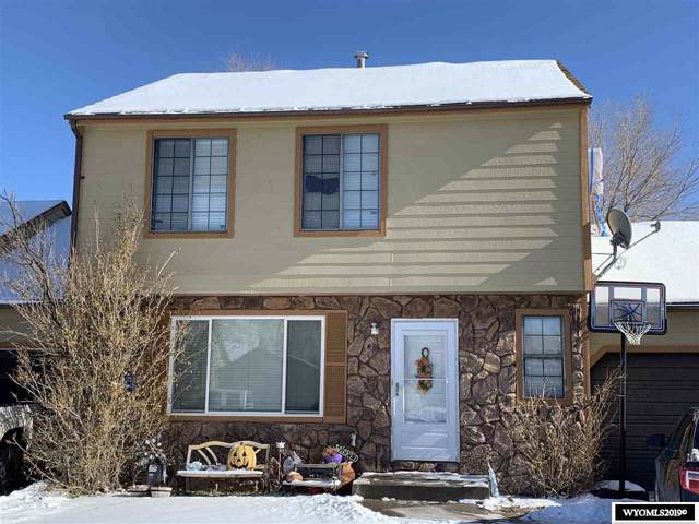 700 Shoshone #43 Avenue, Green River, WY 82935 (MLS #20194988) :: Real Estate Leaders