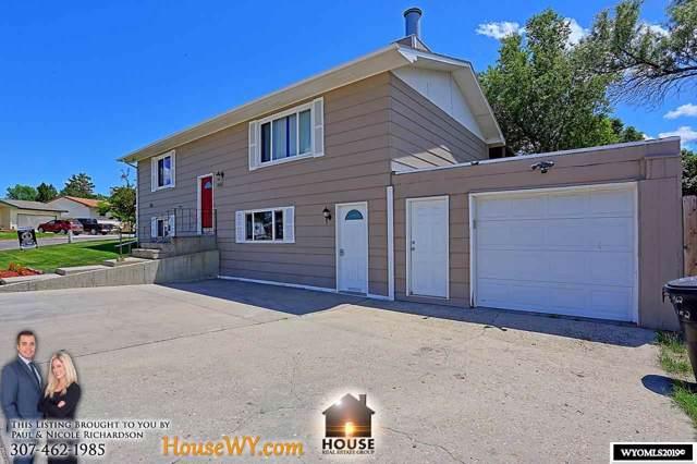 3562 Meadowlark, Casper, WY 82604 (MLS #20194989) :: Lisa Burridge & Associates Real Estate