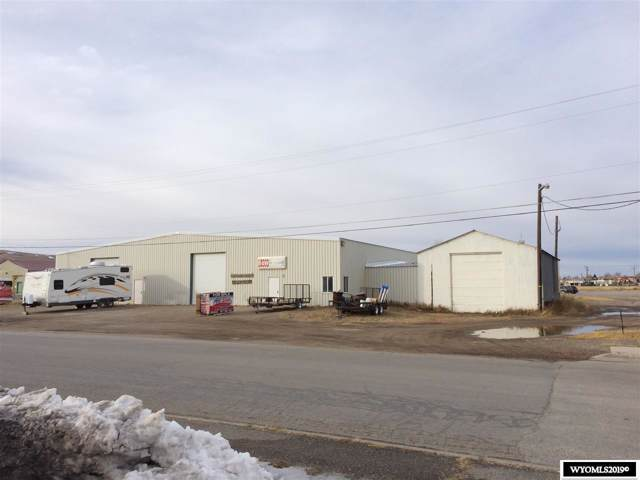 1811 & 1812 Mahoney & E. Daley Street, Rawlins, WY 82301 (MLS #20195476) :: RE/MAX The Group