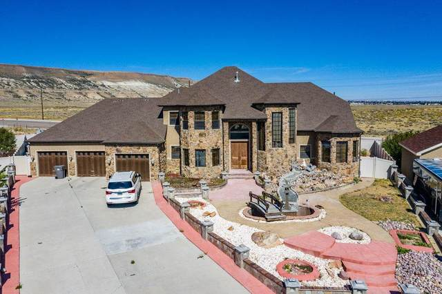 2725 Thunder Gulch Lane, Rock Springs, WY 82901 (MLS #20195495) :: Lisa Burridge & Associates Real Estate