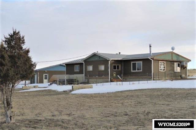 44 Kit Carson Trail, Douglas, WY 82633 (MLS #20195529) :: Real Estate Leaders