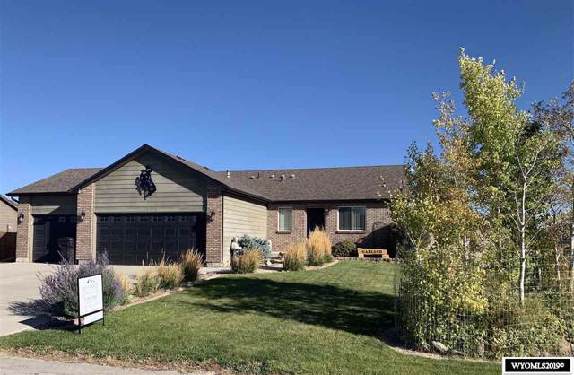 1104 W Main, Saratoga, WY 82331 (MLS #20195547) :: RE/MAX The Group