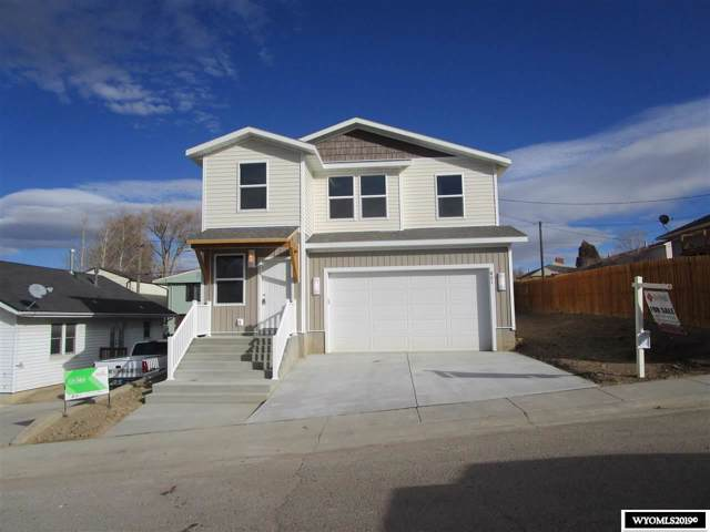 821 Woodruff Avenue, Rock Springs, WY 82901 (MLS #20195581) :: RE/MAX The Group