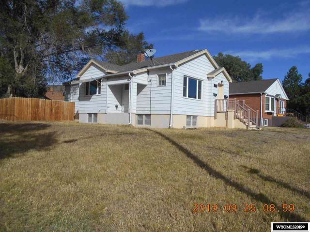 802 8th Street, Rawlins, WY 82301 (MLS #20195629) :: RE/MAX The Group