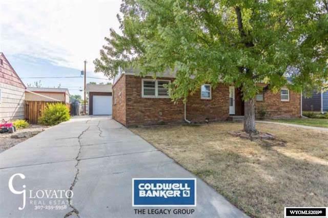 1601 Pine Street, Casper, WY 82604 (MLS #20195635) :: Lisa Burridge & Associates Real Estate