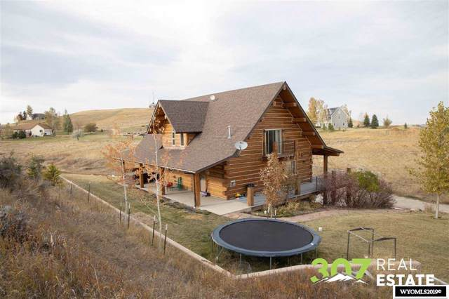 114 Mccormick Road, Big Horn, WY 82801 (MLS #20195702) :: RE/MAX The Group