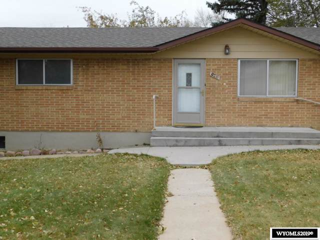 149 Evans Street, Green River, WY 82935 (MLS #20195822) :: RE/MAX The Group