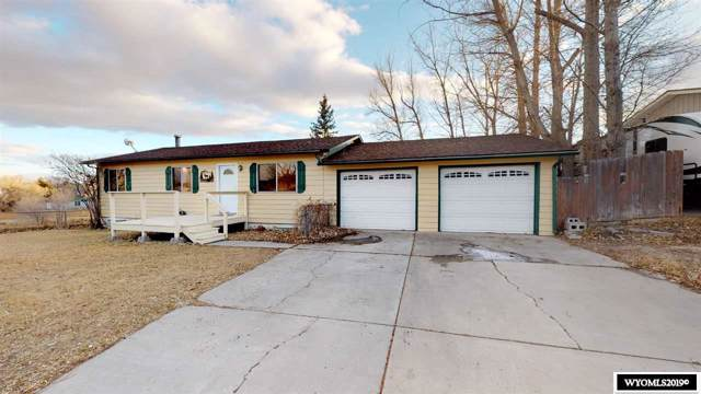 1080 South Dakota, Green River, WY 82935 (MLS #20195848) :: RE/MAX The Group