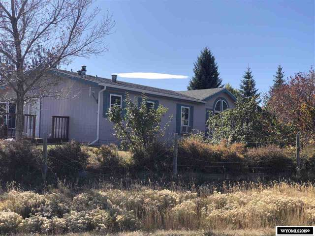 455 10th Street, Saratoga, WY 82334 (MLS #20195857) :: Lisa Burridge & Associates Real Estate