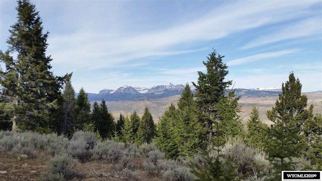175 Porcupine Drive, Dubois, WY 82513 (MLS #20195992) :: Real Estate Leaders
