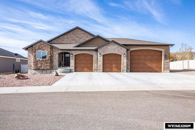 31 Fairway Drive, Rock Springs, WY 82901 (MLS #20196033) :: Lisa Burridge & Associates Real Estate
