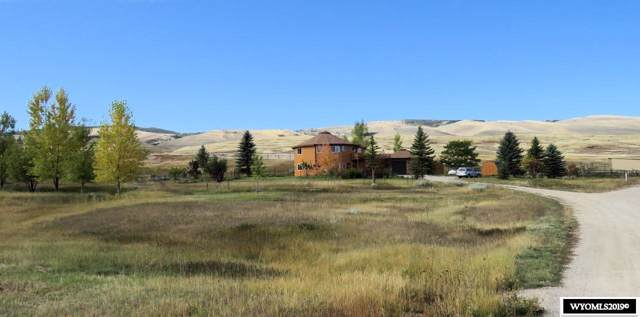 33 Red Rim Road, Lander, WY 82520 (MLS #20196047) :: RE/MAX The Group