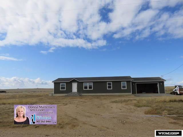 8151 Forum, Evansville, WY 82636 (MLS #20196052) :: RE/MAX The Group