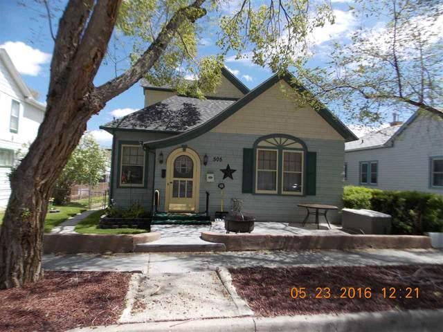 505 B Street, Rock Springs, WY 82901 (MLS #20196148) :: RE/MAX Horizon Realty