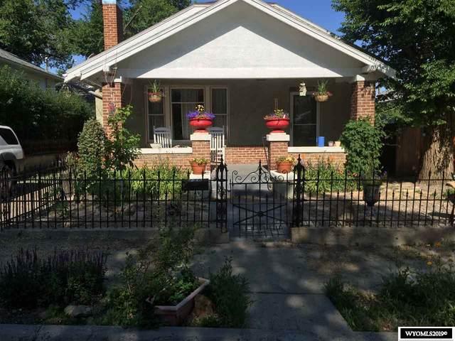 726 Rhode Island Avenue, Rock Springs, WY 82901 (MLS #20196246) :: Lisa Burridge & Associates Real Estate