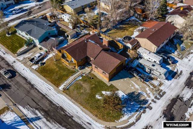 515 Knotty Pine Street, Green River, WY 82935 (MLS #20196271) :: Real Estate Leaders