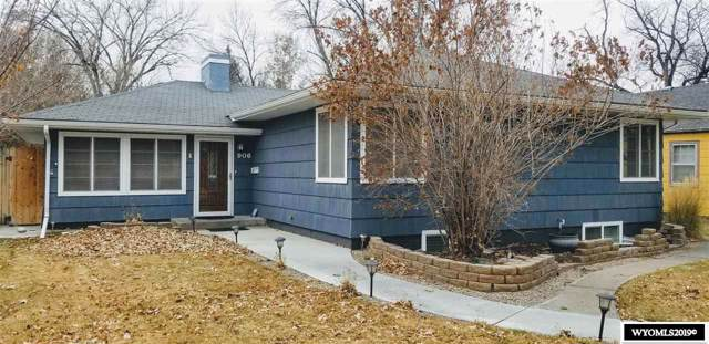 906 Grace Avenue, Worland, WY 82401 (MLS #20196336) :: RE/MAX The Group