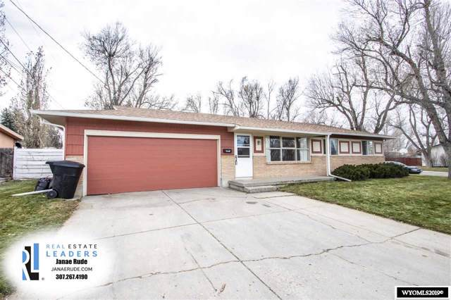 3201 E 12th Street, Casper, WY 82609 (MLS #20196343) :: Real Estate Leaders