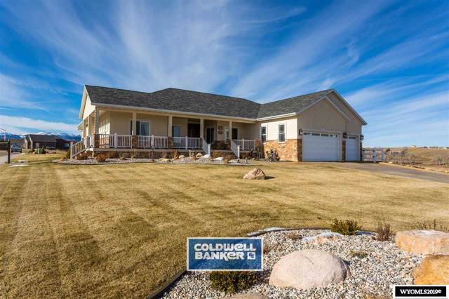 142 White Tail Court, Buffalo, WY 82834 (MLS #20196366) :: Lisa Burridge & Associates Real Estate