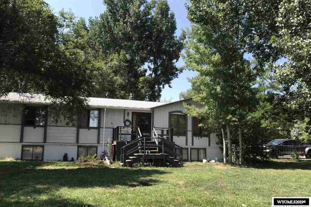 14 Foxtail Lane, Riverton, WY 82501 (MLS #20196487) :: RE/MAX The Group