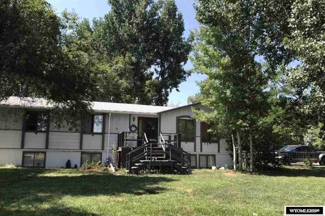 14 Foxtail Lane, Riverton, WY 82501 (MLS #20196487) :: Real Estate Leaders