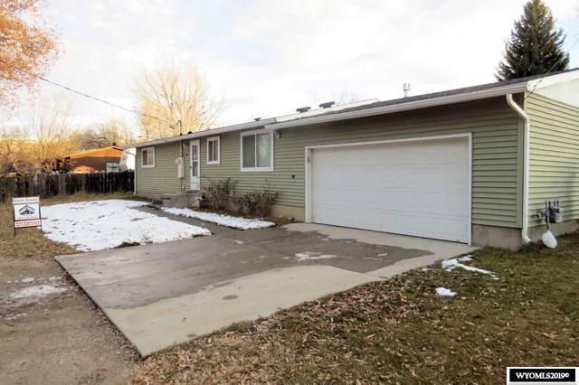 140 Wilson Drive, Lander, WY 82520 (MLS #20196493) :: Lisa Burridge & Associates Real Estate