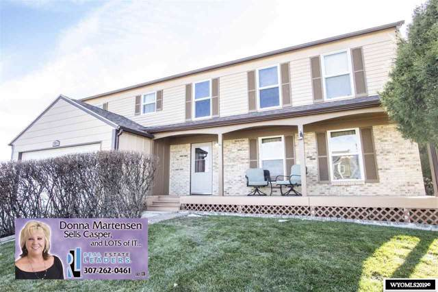 4351 S David, Casper, WY 82601 (MLS #20196502) :: Real Estate Leaders