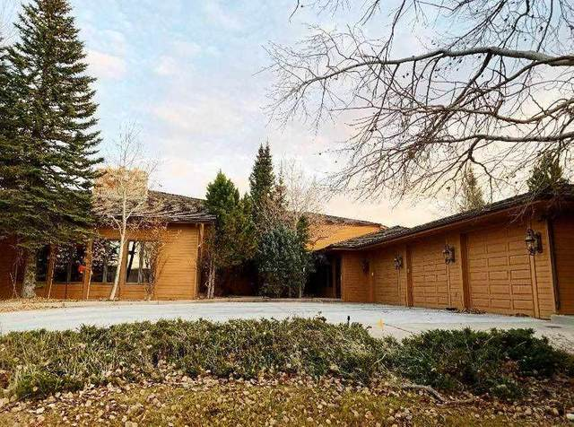 1129 Hilltop Drive, Rock Springs, WY 82901 (MLS #20196545) :: RE/MAX The Group