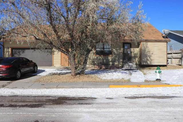 1625 Colorado Circle, Green River, WY 82935 (MLS #20196570) :: RE/MAX The Group