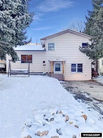 232 Sunset Avenue, Buffalo, WY 82834 (MLS #20196658) :: Lisa Burridge & Associates Real Estate