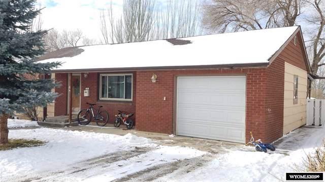 214 Dickson Street, Rock Springs, WY 82901 (MLS #20196664) :: Real Estate Leaders