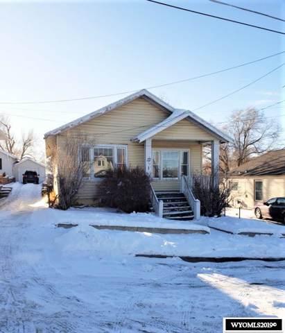 412 Walnut Street, Rock Springs, WY 82901 (MLS #20196668) :: Real Estate Leaders
