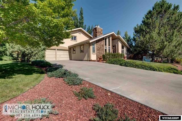 3000 Glacier, Casper, WY 82604 (MLS #20196675) :: Real Estate Leaders