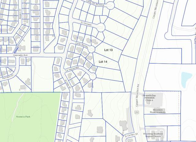 Lot 13 Calle Bonita, Casper, WY 82601 (MLS #20196687) :: RE/MAX The Group