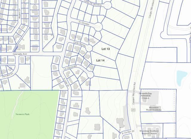 Lot 14 Calle Bonita, Casper, WY 82601 (MLS #20196688) :: RE/MAX The Group