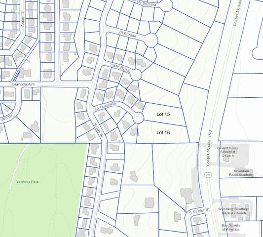 Lot 15 La Hacienda, Casper, WY 82601 (MLS #20196691) :: RE/MAX The Group
