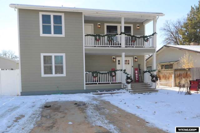 1004 Culbertson, Worland, WY 82401 (MLS #20196770) :: Real Estate Leaders