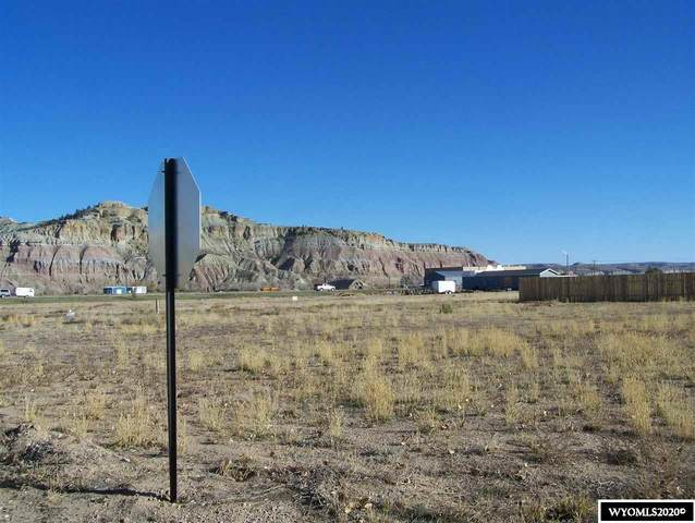 Lots 1-3 4th Avenue, La Barge, WY 83123 (MLS #20200070) :: RE/MAX The Group