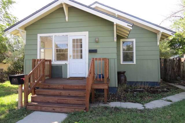 209 E Jefferson Avenue, Riverton, WY 82501 (MLS #20200183) :: Lisa Burridge & Associates Real Estate