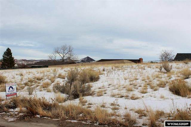 TBD Mountain View, Thermopolis, WY 82443 (MLS #20200227) :: Real Estate Leaders