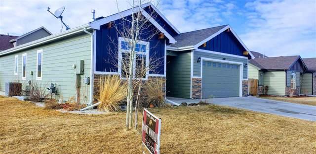 2582 Grove Street, Casper, WY 82609 (MLS #20200237) :: Real Estate Leaders