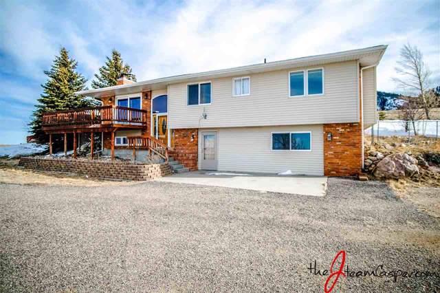 3526 Garden Creek Heights, Casper, WY 82601 (MLS #20200380) :: Lisa Burridge & Associates Real Estate