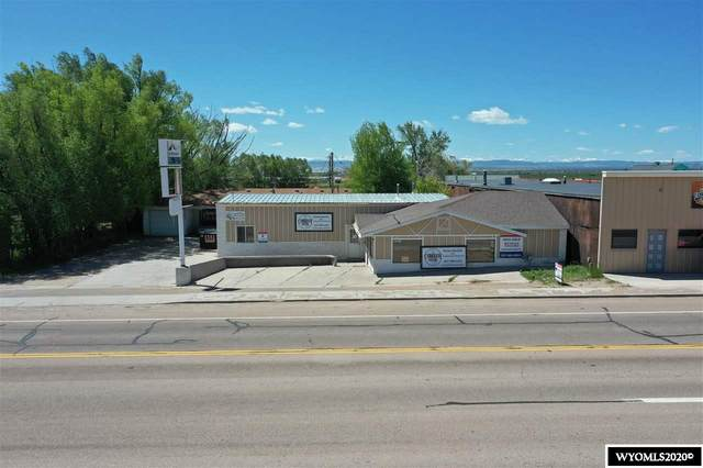 39814 Business Loop I-80, Lyman, WY 82937 (MLS #20200415) :: Real Estate Leaders
